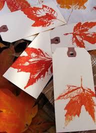 leaf printed