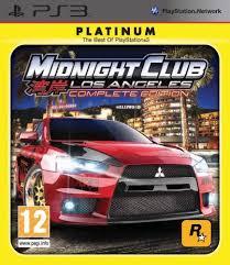 midnight club 2 ps3