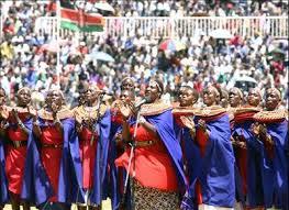 celebration in kenya