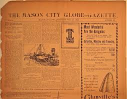newspapers war