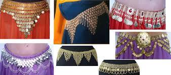 belly dancer belt