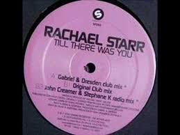 Rachael Starr - Till There Was You - EP