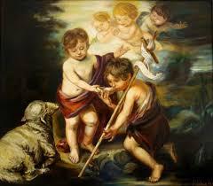 classic art painting