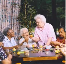 elderly center