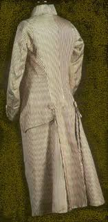 1793 clothing