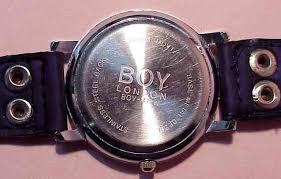 boy london watches