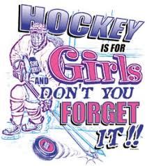 girl hockey