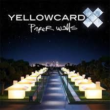 paper walls yellowcard