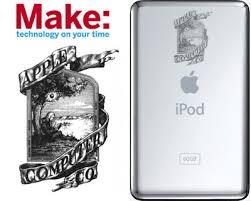 ipod apple sign