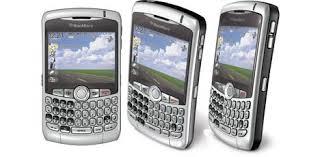 blackberry 8310 orange