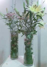flower arranger vase