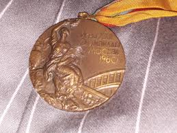 bronze olympic medal