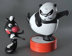 skunk fu toy