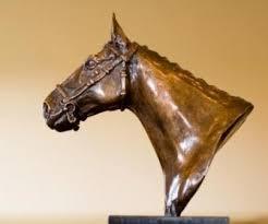 horses sculpture