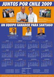 calendario chileno 2009