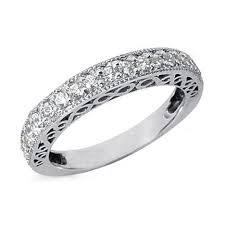 pave set wedding ring