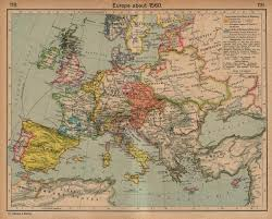 europe historical map