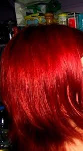 bright red hair colors