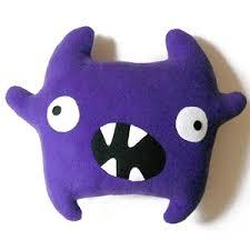 monster stuffed animals