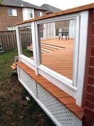 glass decks