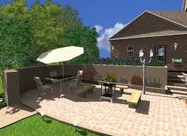 landscape patio ideas