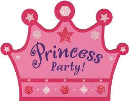 kids princess party