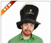 guiness hats