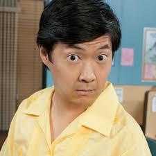 We also just got Ken Jeong,