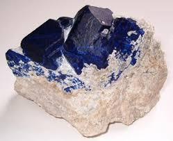 sodalite crystal