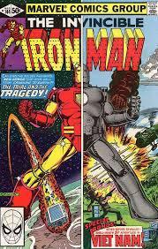 iron man comic 1