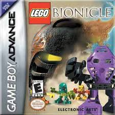 bionicle video games