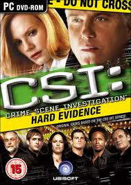 csi hard evidence pc game