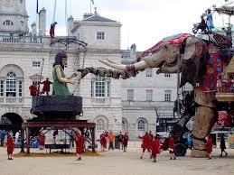 elephant royal de luxe