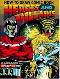 draw comic heroes