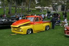 54 ford pick up