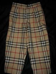 burberry pant