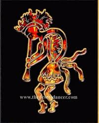 kokopelli paintings