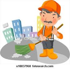cleaner clipart