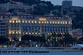 cannes beach hotels