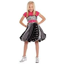 hannah montana pink dress
