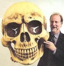 giant skulls