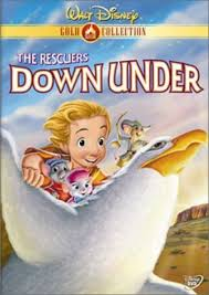 rescuers down under movie