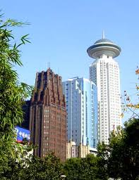 buildings in china