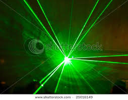nightclub laser lights