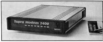 modem 2400