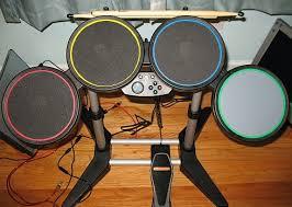 rock band 1 drum