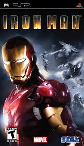 iron man psp game