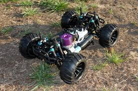 rc gas car