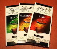 lindt choklad
