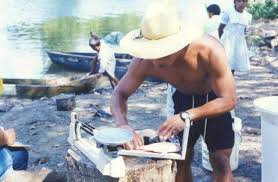 actividad pesquera